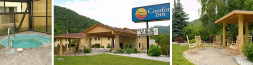 Comfort Inn, Maggie Valley, NC