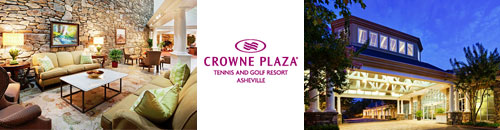 Crowne Plaza Resort, Asheville, NC