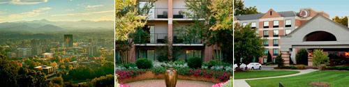DoubleTree by Hilton Asheville-Biltmore, Asheville, North Carolona
