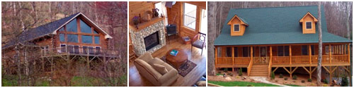 Great Smoky Vacation Rentals Maggie Valley NC