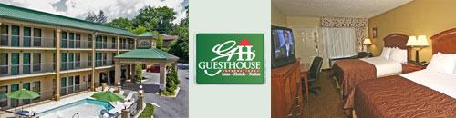 Guest House International Hotel Asheville Biltmore Village, NC