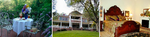 Inn At Iris Meadows Waynesville NC
