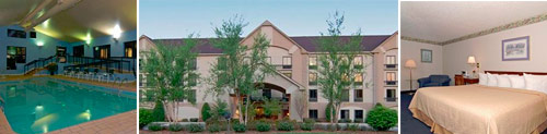 Quality Inn and Suites Biltmore South, Asheville, North Carolina