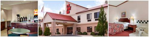 Red Roof Inn Hendersonville, NC