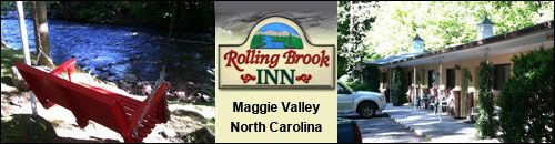 Rolling Brook Inn, Maggie Valley, NC