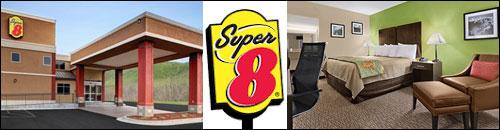 Super 8, Tunnel Rd., Asheville, NC