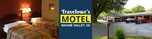 Travelowe's Motel, Maggie Valley, NC