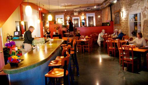 Square Root Restaurant Hendersonville Nc