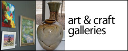Fine Art and Craft Galleries and Exhibits