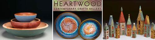 Heartwood Contemporary Crafts Saluda NC