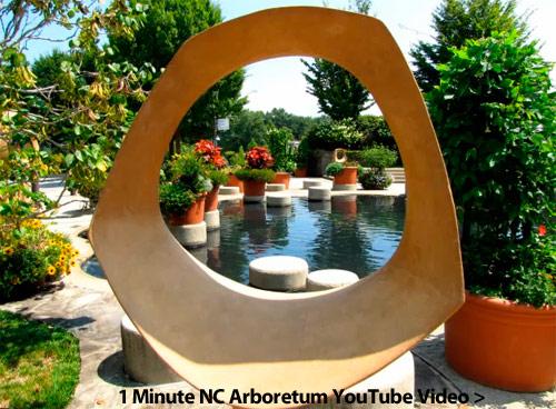 NC Arboretum YouTube Video
