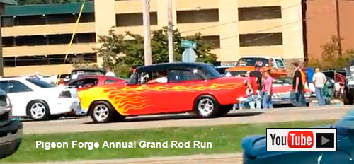Pigeon Forge Annual Rod Run