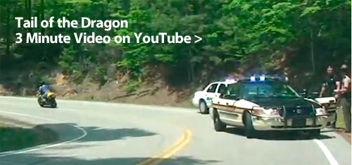 Tail of the Dragon YouTube Video
