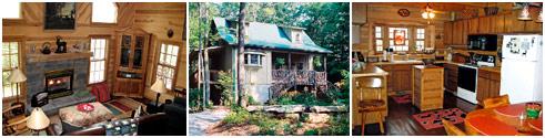 Cabins at Seven Foxes LakeToxaway, NC