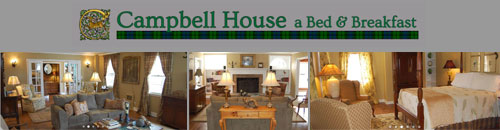 Campbell House Bed and Breakfast, Brevard, NC