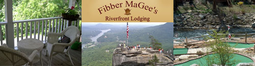 Fibber MaGee's Lodge, Chimney Rock, NC