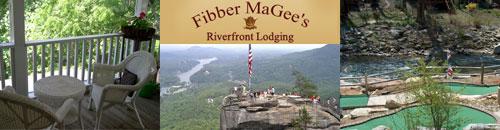 Fibber MaGee's Lodge, Chimney Rock, NC