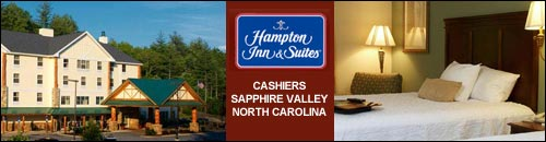 Hampton Inn and Suites, Cashiers-Sapphire Valley, NC
