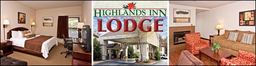 Highlands Inn Lodge, Highlands, NC