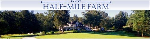 Inn at Half Mile Farm, Highlands, NC