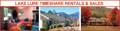 Lake Lure Timeshare Rentals