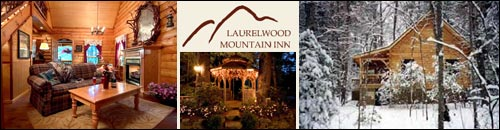 Laurelwood Inn and Cabin, Cashiers, NC