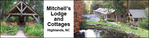 Mitchell's Lodge and Cottages, Highlands, NC