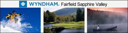Wyndham Resort Fairfield Sapphire Valley, NC