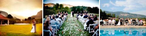 Lake Lure Inn Weddings and Events