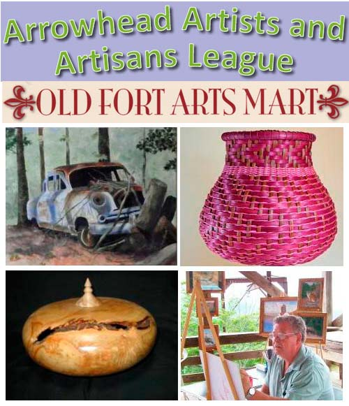 Highlands Nc Arts And Crafts Show