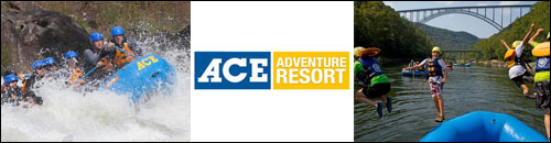 Ace Adventure Resort Whitewater Rafting