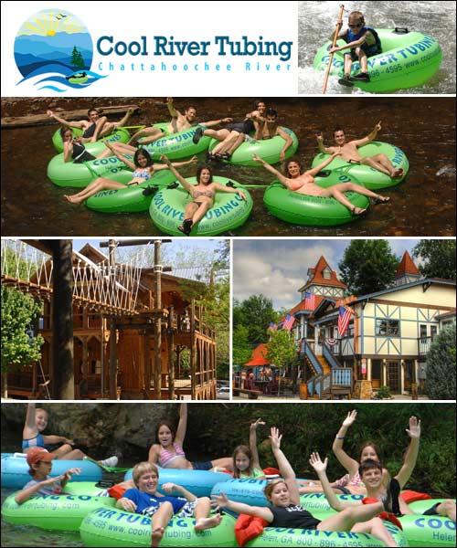 Cool River Tubing, Helen, GA