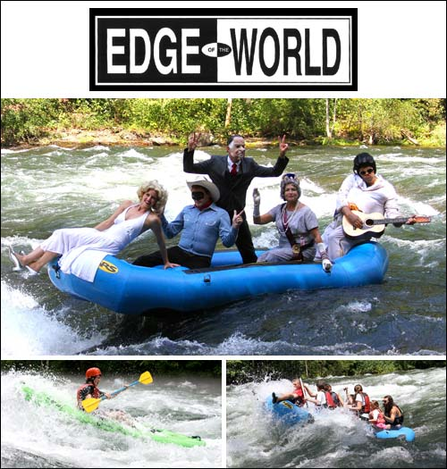 Edge of the World Whitewater Rafting, Banner Elk, NC