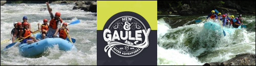 New and Gauley River Adventures