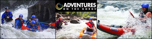 Adventures on the Gorge - New River Gorge and Gauley River Whitewater Rafting