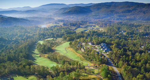 Picture Of Cummings Cove Golf Community, Hendersonville, NC