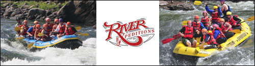 River Expeditions Whitewater Rafting and Adventures