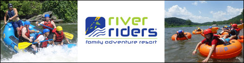 River Riders Whitewater Rafting and Tubing