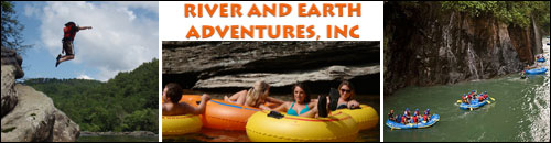 Riverand Earth Adventures Whitewater Rafting