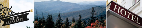 Blue Ridge Mountain B and B's, Cabins, Inns, Hotels, Motels and Resorts