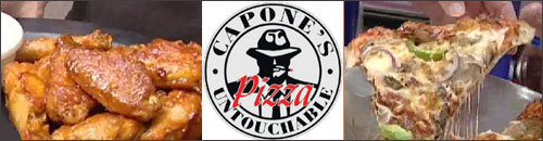Capone's Pizza and Bar, Boone, NC