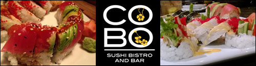 CoBo Sushi Bistro and Bar, Boone, NC
