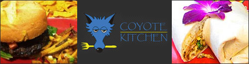 Coyote Kitchen, Boone, NC