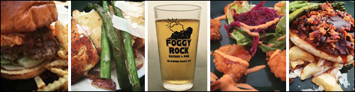 Foggy Rock Eatery and Pub, Blowing Rock, NC