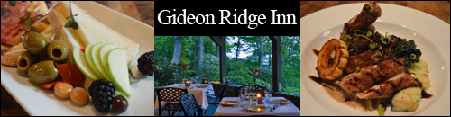 Gideon Ridge Inn Restaurant, Blowing Rock, NC