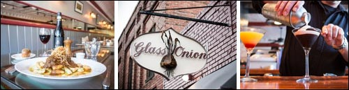 The Glass Onion Restaurant, Weaverville, NC