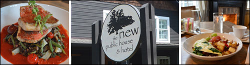 New Public House Restaurant, Blowing Rock, North Carolina