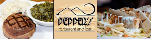 Pepper's Restaurant and Bar, Boone, NC