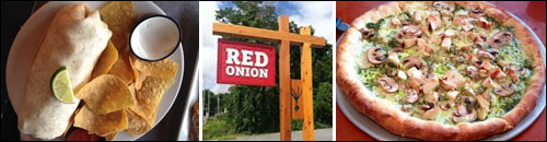 Red Onion Restaurant, Boone, NC