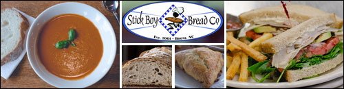 Stick Boy Bread Company, Boone, NC
